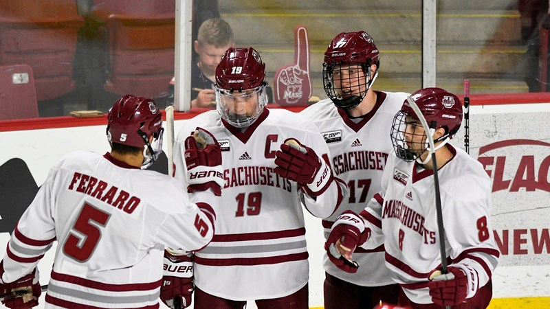 Hockey Opens 2018-19 With Home-And-Home Vs. RPI