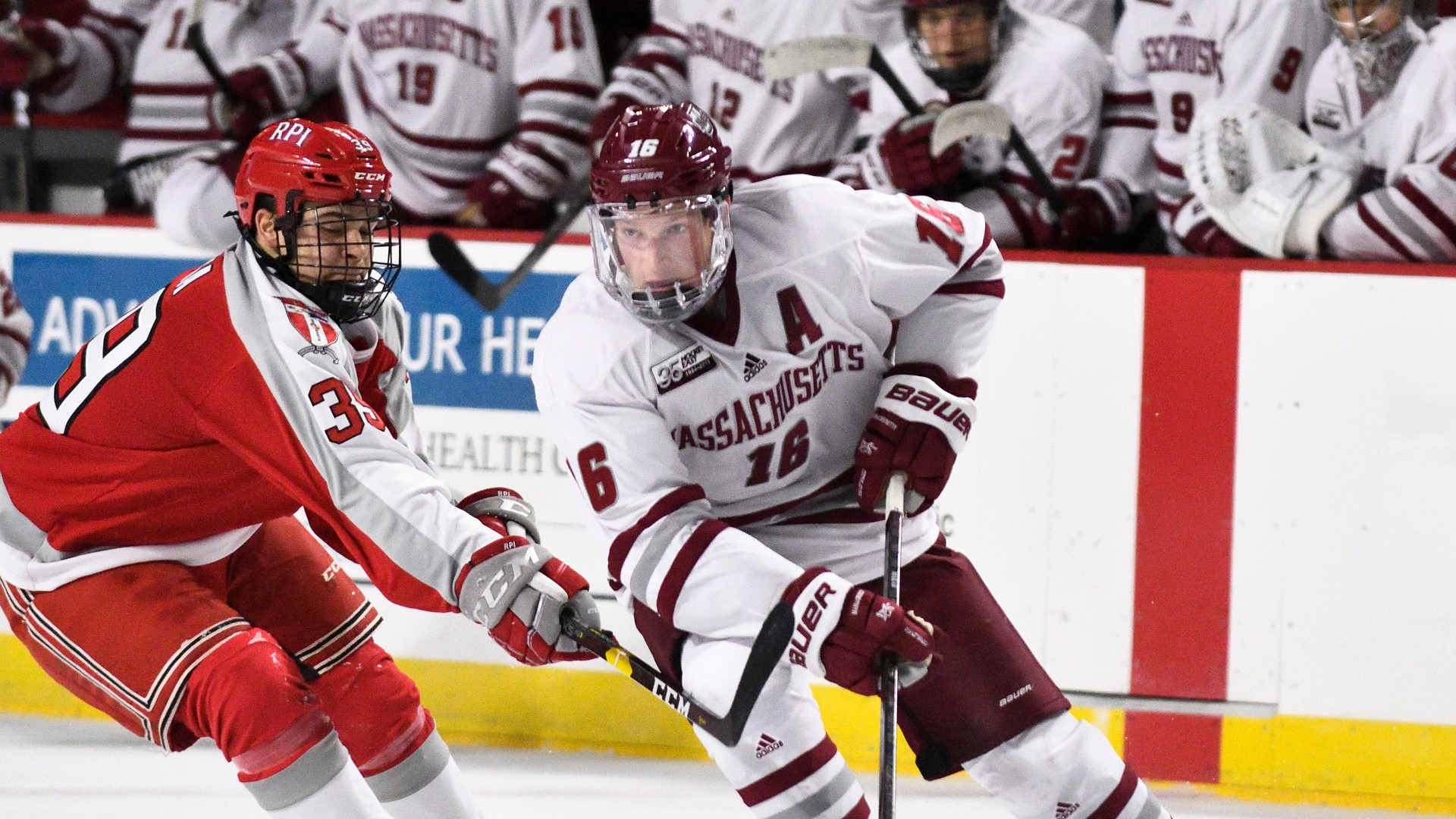 Makar Repeats As Hockey East Player Of The Week University Of