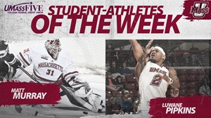 Student-Athletes of the Week 11-13-18