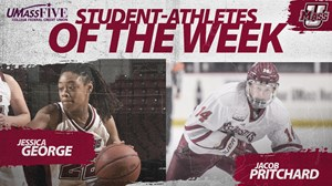 Student-Athletes of the Week 11-20-18